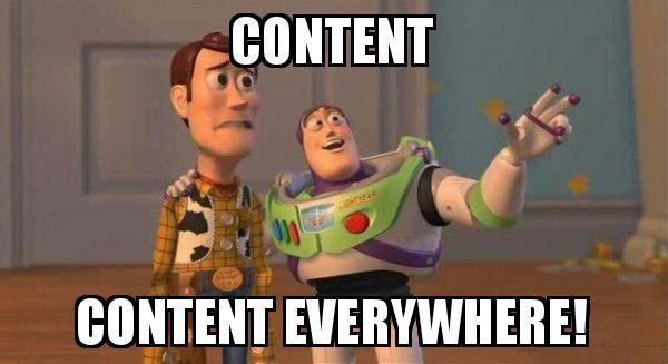 Распространение контента