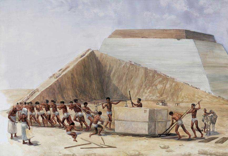 Бренд менеджер в древнем Египте