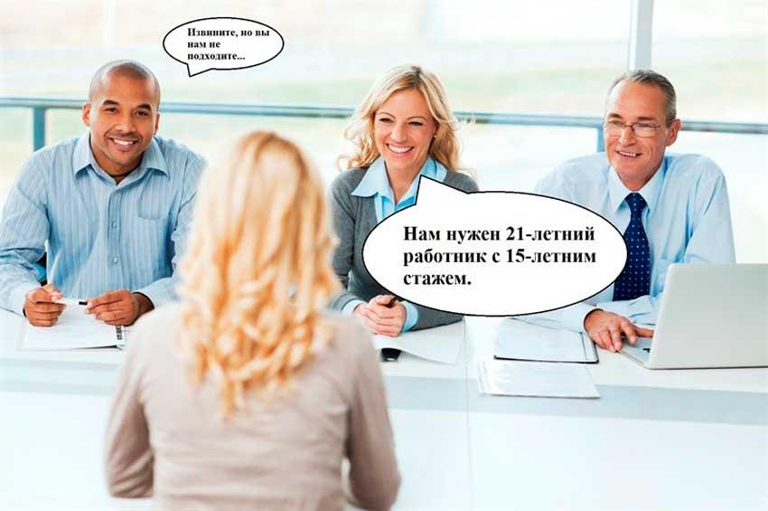 Оффер при приеме на работу