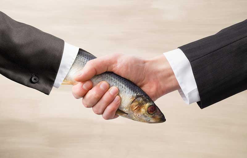 Доверительные отношения с клиентом