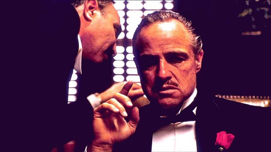 Контент и Дон Корлионе